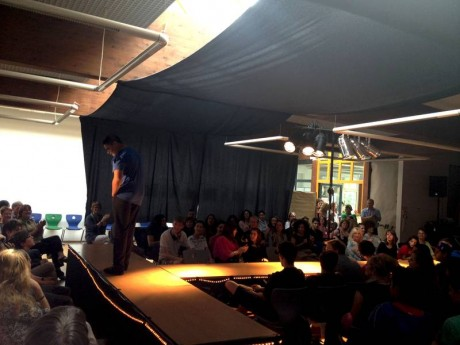 Show - Projektwoche I'LL WORK in der Oberschule Friedensburg