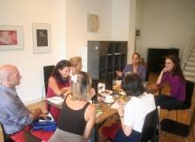 Delegation der italienischen Lehrer besucht FIKO