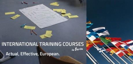 FIKO International training courses in Berlin