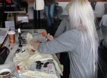 Die Arbeit in der Modeagentur