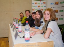 Unsere Pressekonferenz